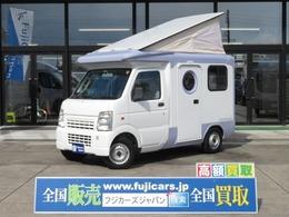 マツダ スクラムトラック バンショップミカミ テントムシ T-PO ポップアップ