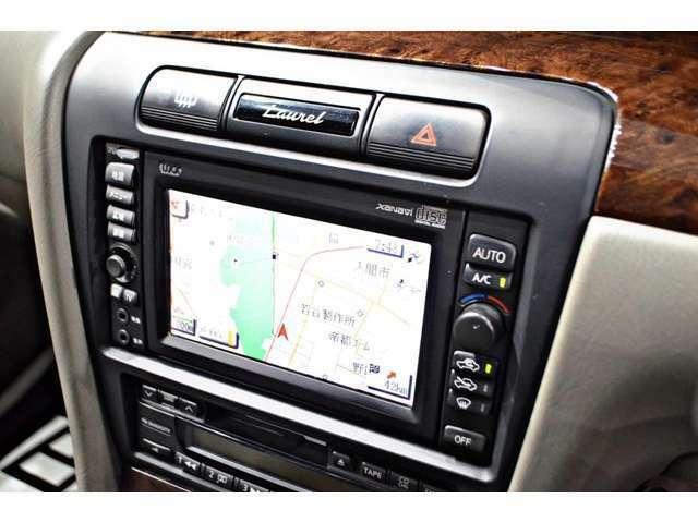 ナビゲーション付き ETC、GPSレーダー、テレビ&ナビキット、地デジチューナー等も取り付け可能です!!