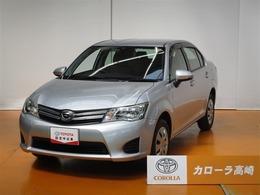 トヨタ カローラアクシオ 1.5 X 4WD 6エアバッグ CD ABS キーレス