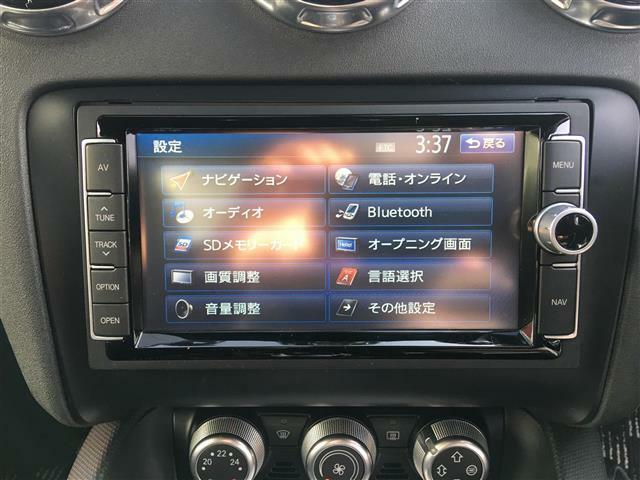 【ナビ】純正ナビ★※運転やお出かけが楽しくなりますね!
