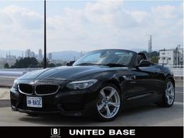 BMW Z4 sドライブ 23i Mスポーツパッケージ 禁煙車 電動 トップパドルS 地デジ 黒革