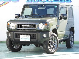スズキ ジムニー 660 XC 4WD 禁煙9インチナビFセグ1オナドラレコ/0703