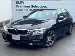 BMW 5シリーズツーリング 523i Mスポーツ 認定保付イノベージョンPKGHUDACCDアシスト