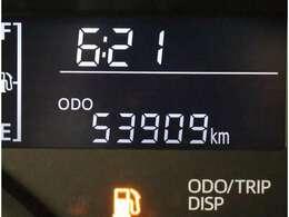 令和3年3月時点の走行距離です。