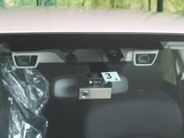 【衝突被害軽減装置】衝突被害軽減装置装備でより安全な運転をサポートしてくれます♪