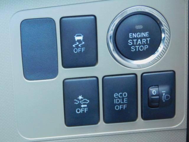 アクセスキーをポケットやバックに入れっぱなしで、ドアの施開錠、エンジン始動が可能!ちょっとした魔法のようです。。。