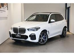 BMW X5 xドライブ 35d Mスポーツ ドライビング ダイナミクス パッケージ 4WD サンルーフ下取エアサス茶レザー21AW禁煙