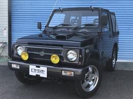 スズキ ジムニー 660幌 CC 4WD 社外マフラー ユーザー買取