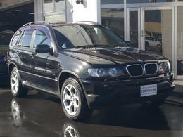 BMW X5 3.0i 4WD NAVI ・社外LEDHIDレンズ交換済