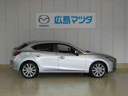 広島では教習者でも使われるほど、取り回しのしやすいお車となっております。