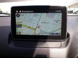 ナビゲーション機能はもちろん、TVやオーディオ、システム操作など様々な使用が出来るマツダコネクト!