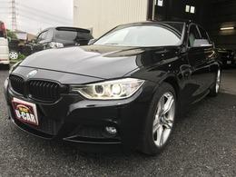 BMW 3シリーズ 320i Mスポーツ 6Fマニュアル純正ナビBカメラスマートキー