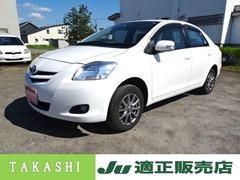 トヨタ ベルタ の中古車 1.3 X 4WD 北海道旭川市 62.0万円
