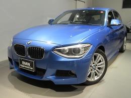 BMW 1シリーズ 116i Mスポーツ 認定中古車1年保証パーキングサポートP
