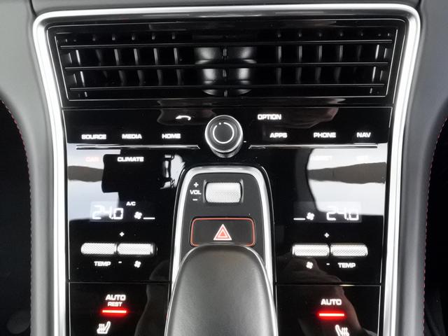 オートエアコン標準装備、エアコン操作は簡単です。