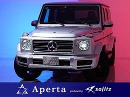 メルセデス・ベンツ Gクラス G550 AMGライン 4WD 20インチ黒アルミ レザーエクスクルーシブ