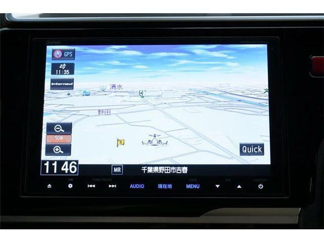 純正メモリーナビ搭載!フルセグTVにDVD、Bluetooth対応♪SDオーディオ機能も利用可能です♪