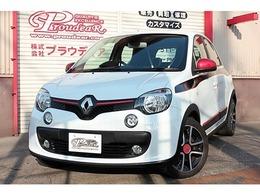 ルノー トゥインゴ パックスポール 限定車 Bluetoothオーディオ 新品タイヤ