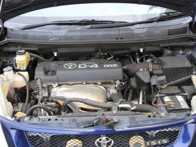 余裕の2000ccエンジン