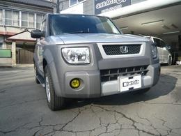 ホンダ エレメント 2.4 4WD HDDナビ・地デジ・ETC・Sタイヤ付き