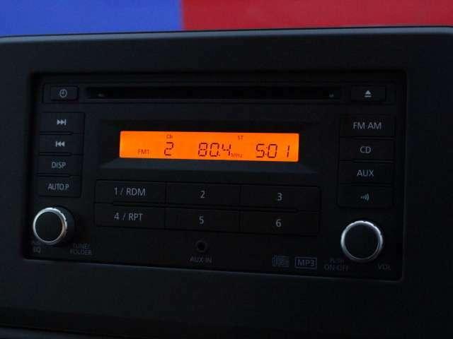 CD付ラジオオーディオ