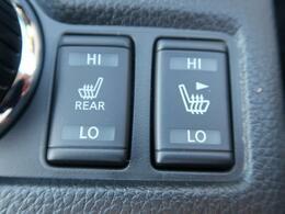 シートヒーター付き☆冬のドライブもポカポカ快適です♪