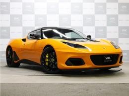 ロータス エヴォーラ GT410 スポーツ 2プラス2シーター 未登録新車 OP装着済 カーボンルーフ ナビ
