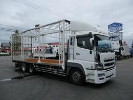 三菱ふそう スーパーグレート 家畜運搬車 LKG-FY50VY 山本車体