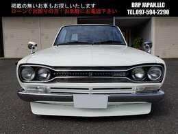 昭和47年式ハコスカ!車検令和4年4月まで!お気軽にお問い合わせください!
