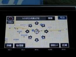 SDナビ装着車です!旅行先や不慣れな道での走行時に役立ちます!