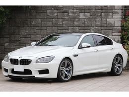BMW M6 グランクーペ 4.4 黒革 OP20インチAW LEDヘッドライト