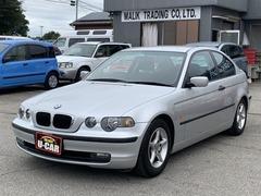 BMW 3シリーズコンパクト の中古車 316ti 茨城県坂東市 18.0万円