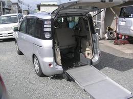 トヨタ シエンタ 1.5 X ウェルキャブ 車いす仕様車 スロープタイプ タイプI 福祉車両