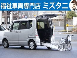 ホンダ N-BOX+ 660 G Lパッケージ 車いす仕様車 ナビ ETC Bカメラ 片側パワスラ