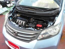 エンジン・トランスミッション等の基本的な部分から、電装類に至るまで、乗られる方を思いながら真心を込めて整備をさせて頂いております。