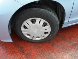 タイヤ、ホイールともノーマルなので、乗り心地良いですよ。
