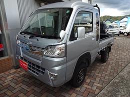 ダイハツ ハイゼットトラック 660 ジャンボ 3方開 4WD ラプター塗装・2インチリフトアップ