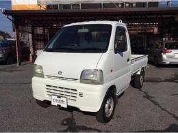 スズキ キャリイ 660 KA(パワーステアリング付) 3方開 4WD 4WD.・パワステ・3方開