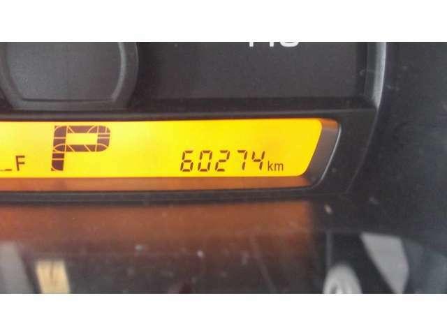 走行距離60274km