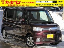 ダイハツ タント 660 G スペシャル 4WD ナビTV パワースライド スマートキー