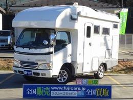 トヨタ カムロード バンテック コルドバンクス 家庭用エアコン FFヒーター オーニング