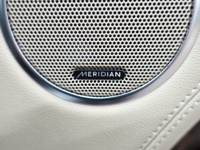 ◆MERIDIANデジタルサウンドシステム『コンサートのような臨場感溢れる音響空間を実現します。MERIDIANは英国のプレミアムオーディオブランドです。どうぞ店頭にてご体感ください。』