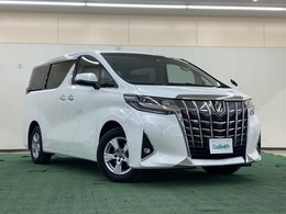 トヨタ アルファード 2.5 X 4WD 純正ナビ/バックカメラ/BT/両側パワスラ