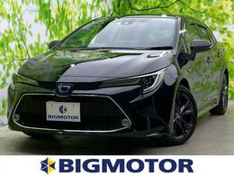 トヨタ カローラツーリング 1.8 ハイブリッド WxB ドラレコ/Bluetooth接続/クルコン/EBD付ABS