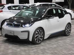 BMW i3 スイート レンジエクステンダー装備車 ACC HDDナビ Rカメラ 茶革 19AW LED 禁煙