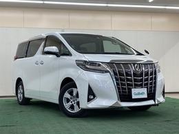トヨタ アルファード 2.5 X 4WD 純正ナビ/BT/Bカメ/両側パワースライドドア