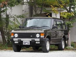 ランドローバー レンジローバー バンデンプラ 4WD 専用モスウッドグリーン/ブラウンレザー