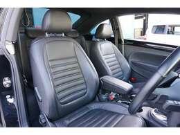★【黒革シート&ヒーター】運転席シートのコンディションをご確認下さい!!★