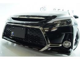 トヨタ マークX 2.5 250G Gs仕様 新品アルミ新品車高調新品ライト
