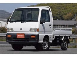 スバル サンバートラック 660 STDスペシャルII 三方開